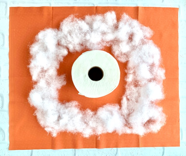 How to Make a Toilet Paper Pumpkin
