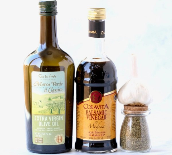 Olive Oil Balsamic Dip Bread Dipping Oil Recipe