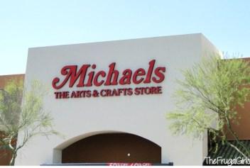 Michaels Craft Store