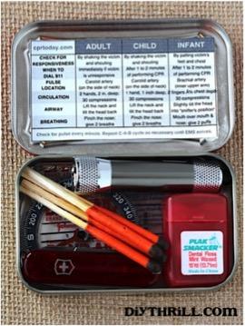 Make Your Own Mini Survival Kit