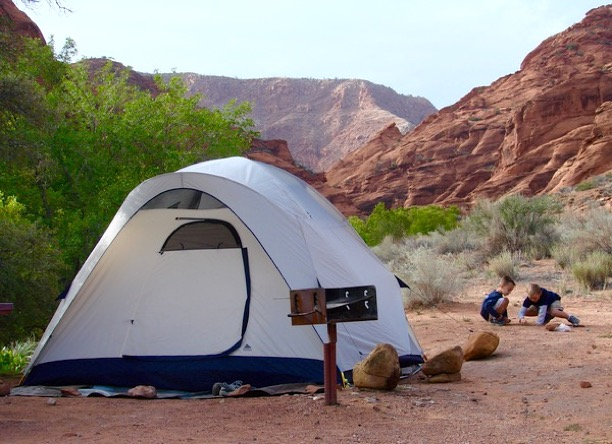 Camping Tips from TheFrugalGirls.com