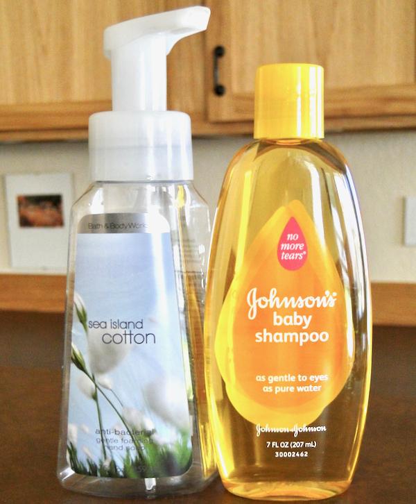 Foaming Shampoo Recipe