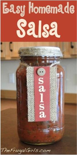 Easy Salsa Recipes