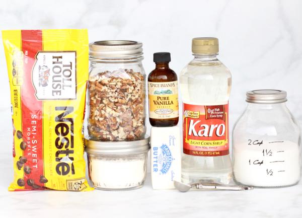 Chocolate Pecan Pie Recipe with Karo Syrup