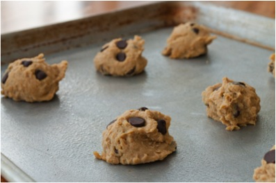 Chickpea Chocolate Chip Cookie Recipe