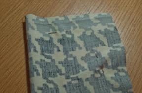 fabric foam insert coverings