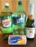 Easy Sparkling Party Punch Recipe