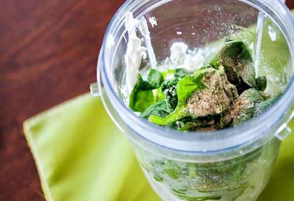 Spinach Dip Asparagus Recipe Easy