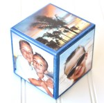 DIY Photo Cube Tutorial