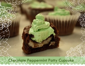 Peppermint-Patty-Cupcakes