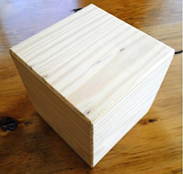 Photo Cube Craft Easy
