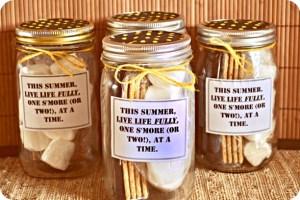 S'mores in a Jar Recipe