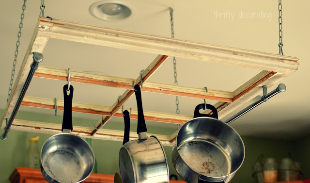 How To Design A Kitchen Pot Rack