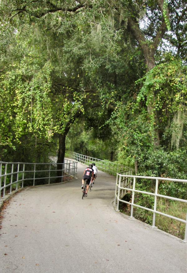 Orlando Rails to Trails Biking Trail