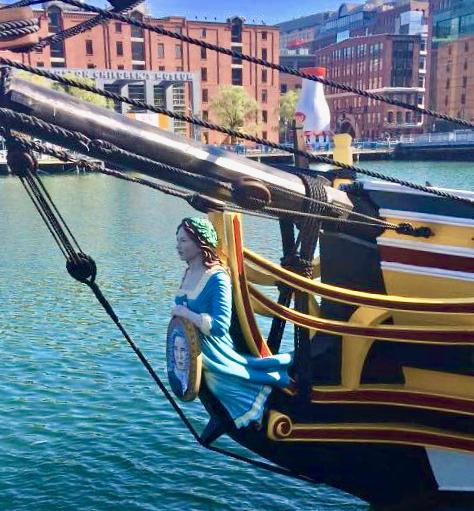 Boston Tea Party Eleanor Ship