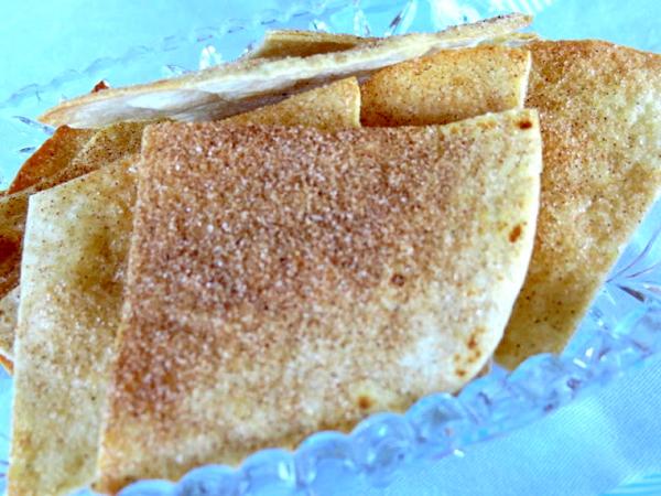 Cinnamon Chips Recipe