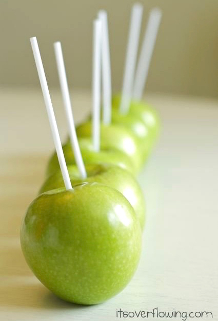 Homemade Caramel Apples Without Corn Syrup