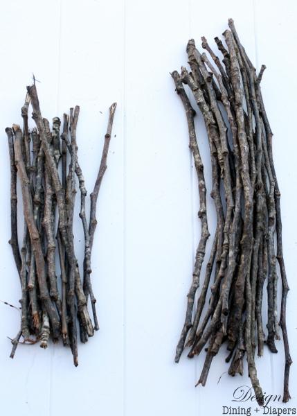Twig Wreath Ideas
