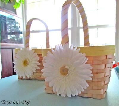 Easy Spring Flower Craft