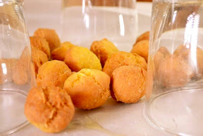 Pumpkin Spice Donut Holes Recipe