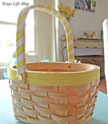 Spring Basket Craft