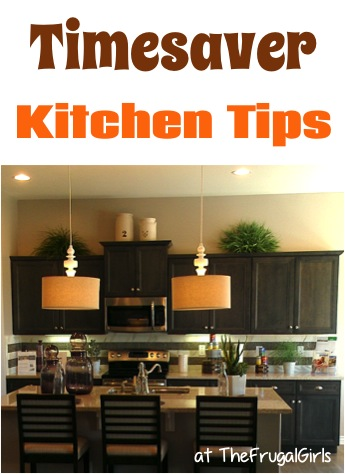 Favorite Kitchen Timesaver Tips
