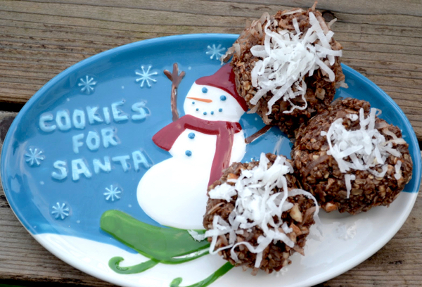 Almond Joy No Bake Cookies Recipe