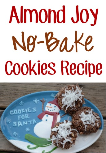 Almond Joy No-Bake Cookies Recipe