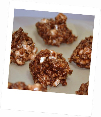 S'Mores No Bake Cookie Recipe