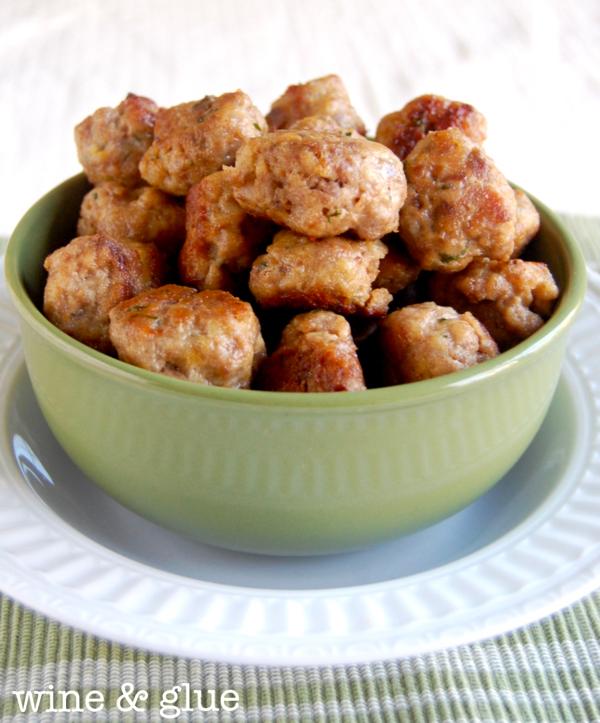 Authentic Italian Meatballs Recipe