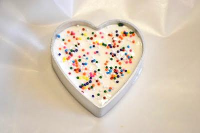 Large Heart Marshmallows