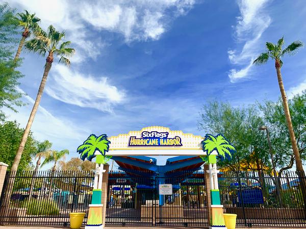 Six Flags Hurricane Harbor Phoenix