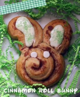 Cinnamon Roll-Bunny