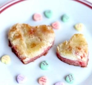 Gooey Strawberry Bars Recipe