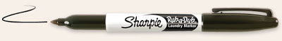 How To Use A Sharpie To Sketch