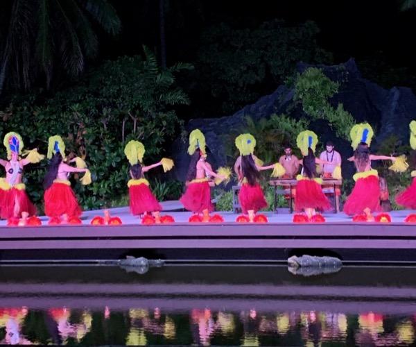 Kauai Hula Show