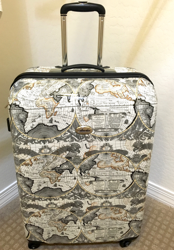 Using Suitcases for Storage