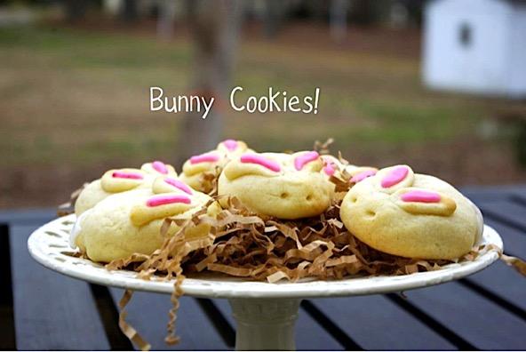 Bunny Cookies Recipe Easy