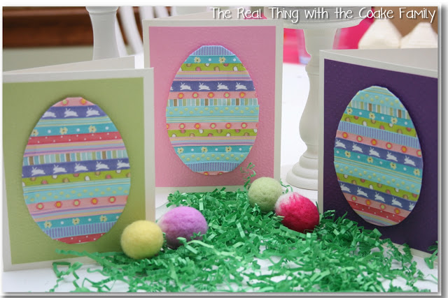 Easy Handmade Easter Cards