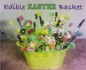 Edible Easter-Basket