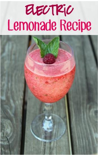 Electric Lemonade Recipe