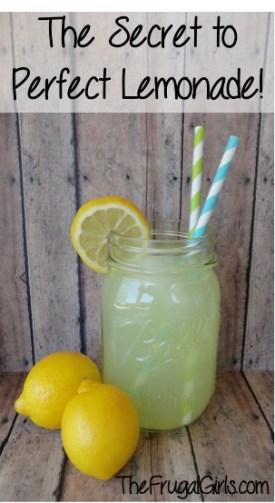 Lemonade Cubes