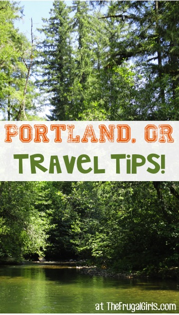 Best Fun Things to See and Do in Portland Oregon Travel Tips at TheFrugalGirls.com