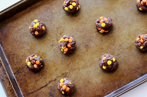 Reese's Pieces Cookie Recipes