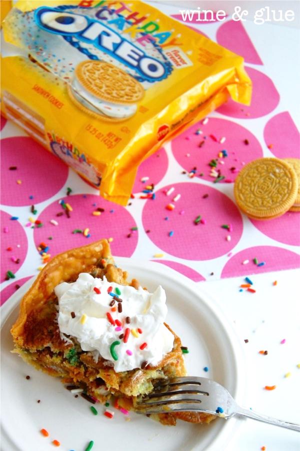 Cookie Bomb Pie Recipe