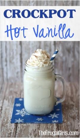 Crockpot Hot Vanilla