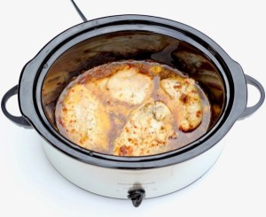 Easy Crockpot Italian Chicken Recipe