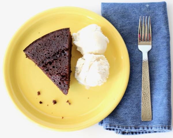 Devil's Food Cake Crockpot Recipe