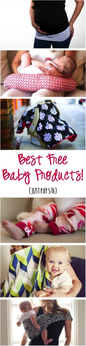 Free Baby Stuff – 11 Freebies for New Moms