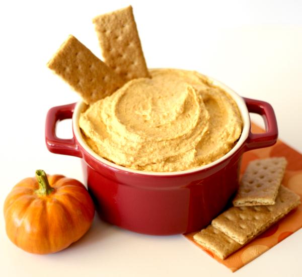 Pumpkin Spice Whip Dip Recipe